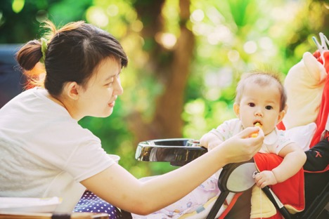 Trust and compatibility are key in choosing the right babysitter