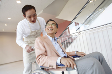 Male patients from CaregiverAsia usually prefer male nurses for their caregiving needs.