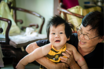 New parents are often worried about having a confinement nanny to take care of their newborn.