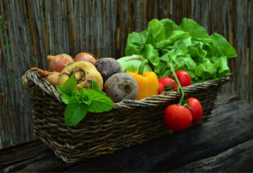 """Many people usually end up eating more than just """"healthy"""", with vegetables being the common culprit in many diets."""