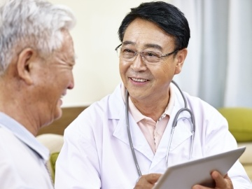 What are the advantages of working as a locum doctor?