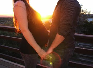 自从您的妻子怀孕后,您是否时常感到烦躁?