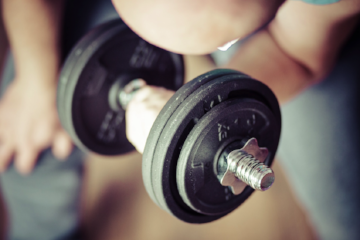 Working out while being angry can increase the chance of injuring or tiring yourself early.