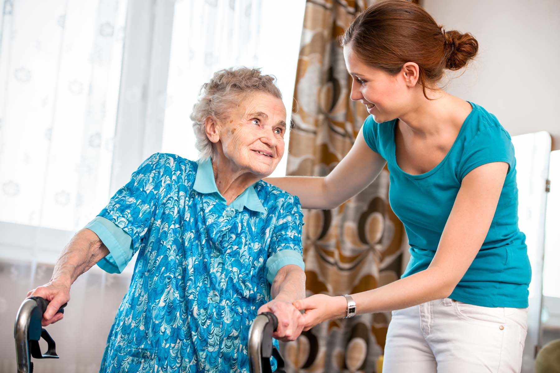 Caregiving could be a purpose in life