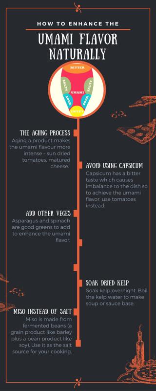 How to enhance the umami flavor – naturally!