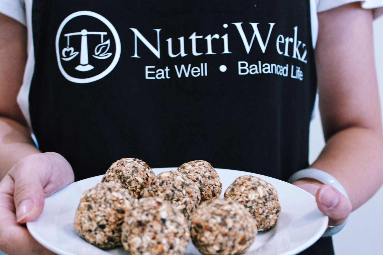 NutriWerkz cooking class to help people with dietary concerns.