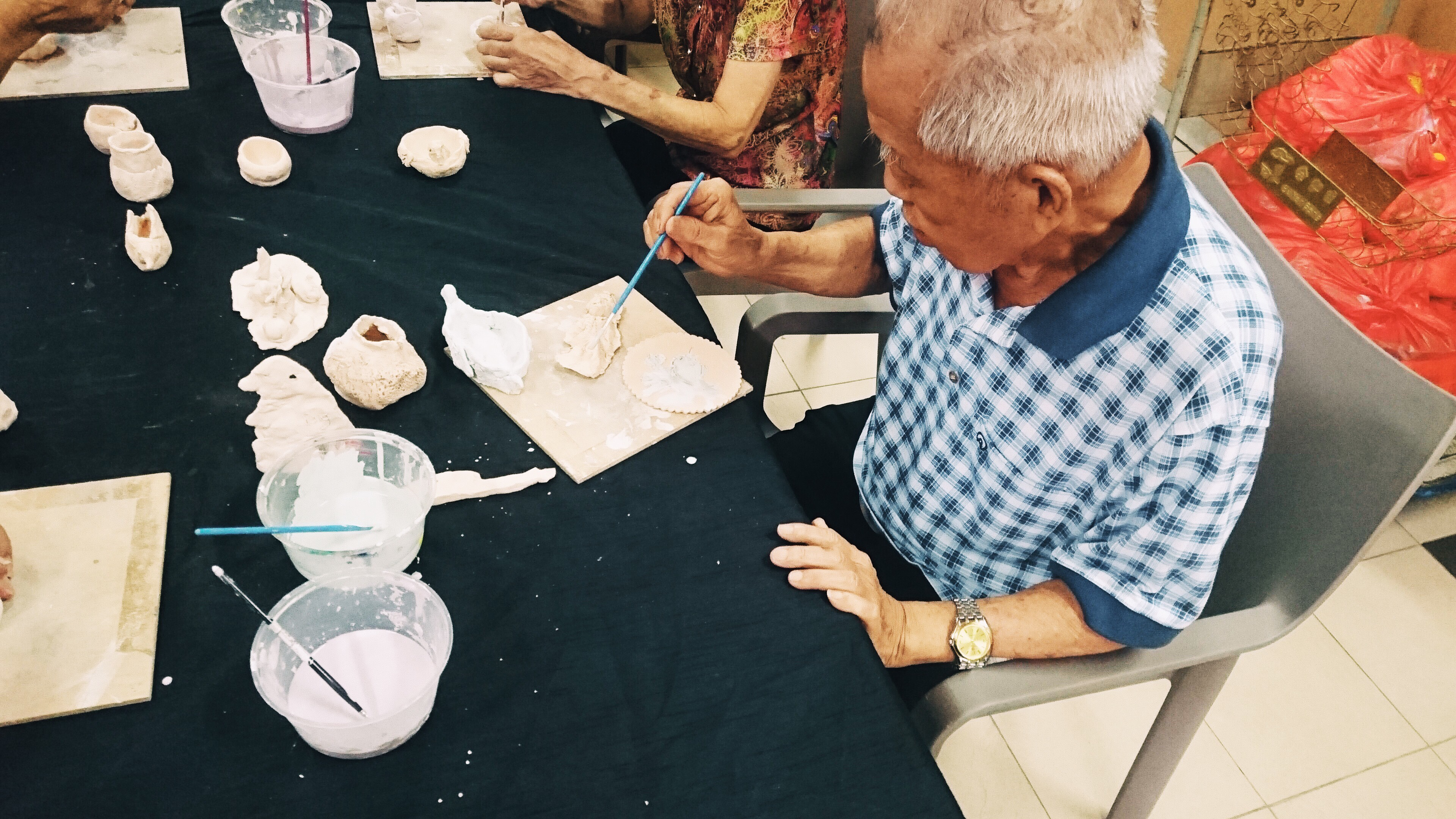 art workshops to help with mental health
