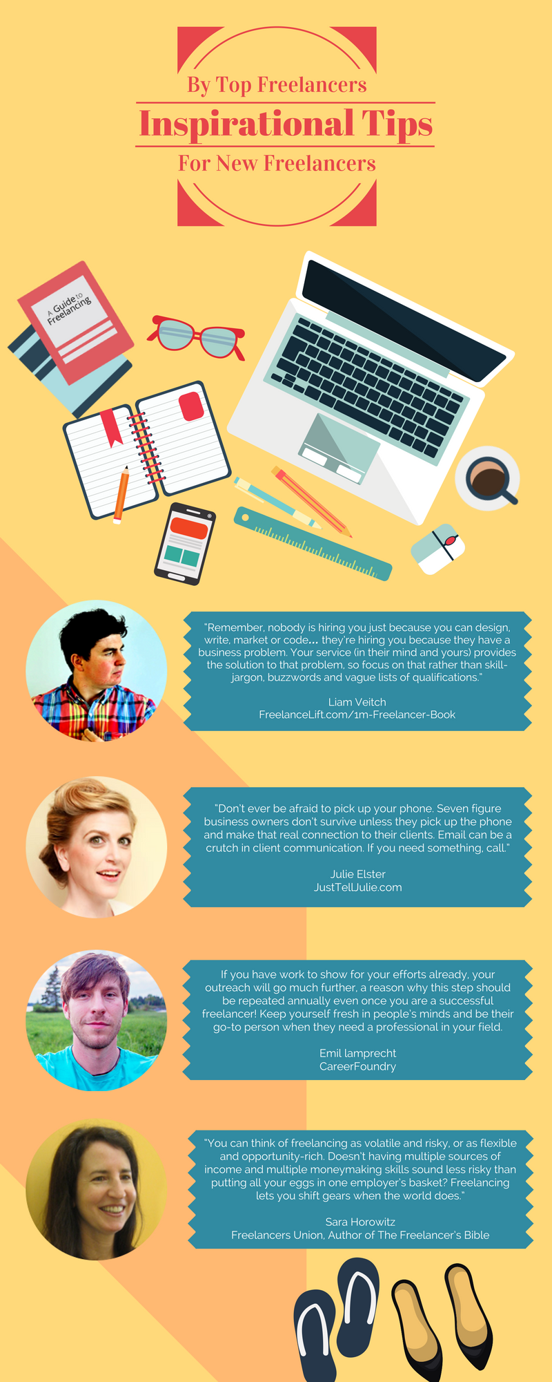Here are the reasons why you should freelance!