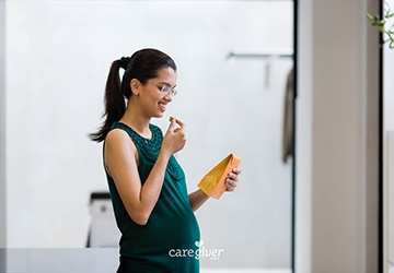 Many types of seeds are a good source of calcium for pregnant moms who are adverse to dairy.