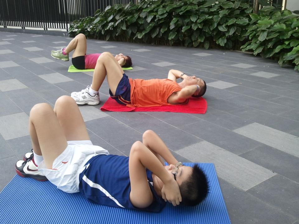 BK's holds fitness program for busy executive likes Juliet