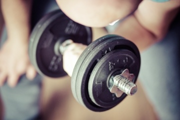 Eating before a workout helps the body fuel itself for the upcoming physical demands.