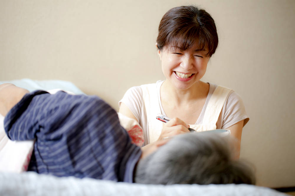 Being passionate in your caregiving career does not affect only you, but the ones around you as well!
