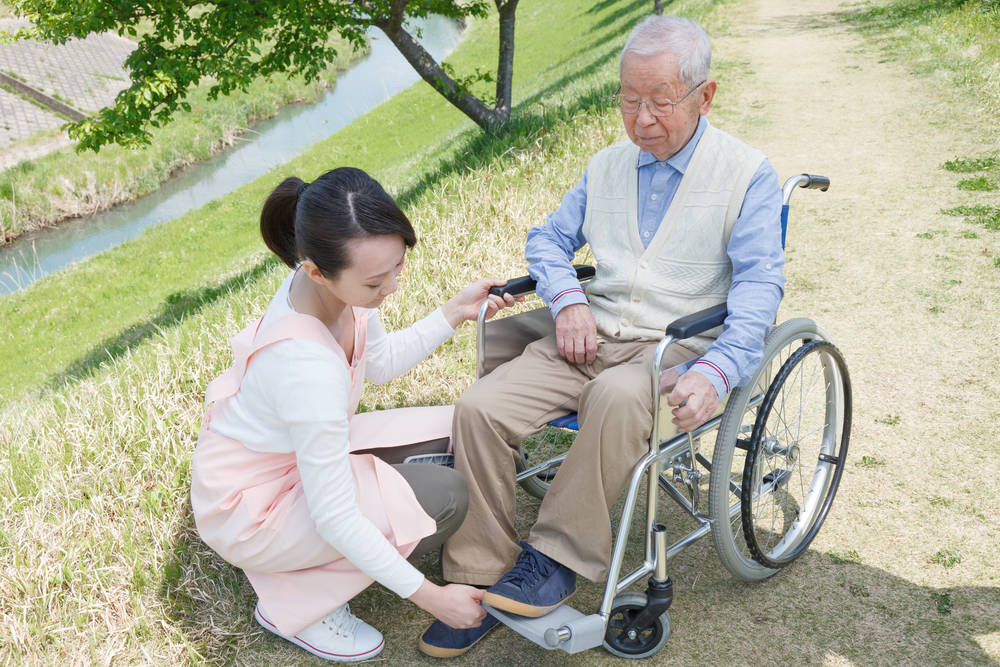 Being passionate towards your patients is an important quality of caregiving