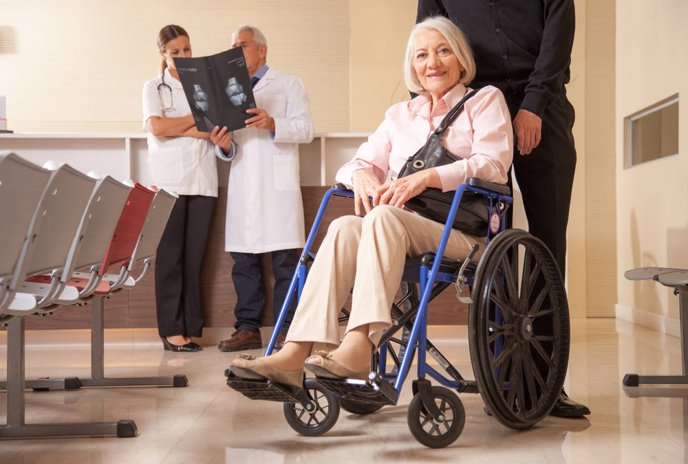 Medical escorts can help make hospital visits and appointments more comfortable and convenient for patients