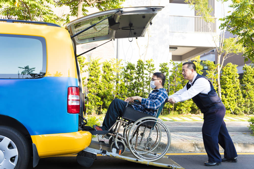 Transporting patients back and fro from the hospital is one way how medical escorts can help working families
