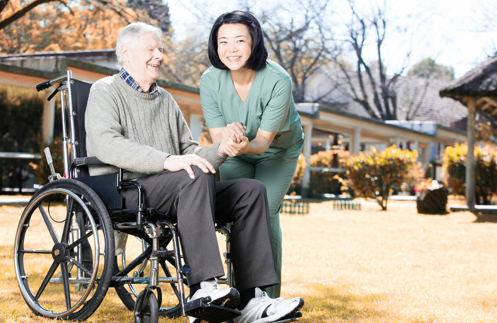 ALT TEXT A freelance caregiving career offers flexibility, freedom and control over your work-life balance.