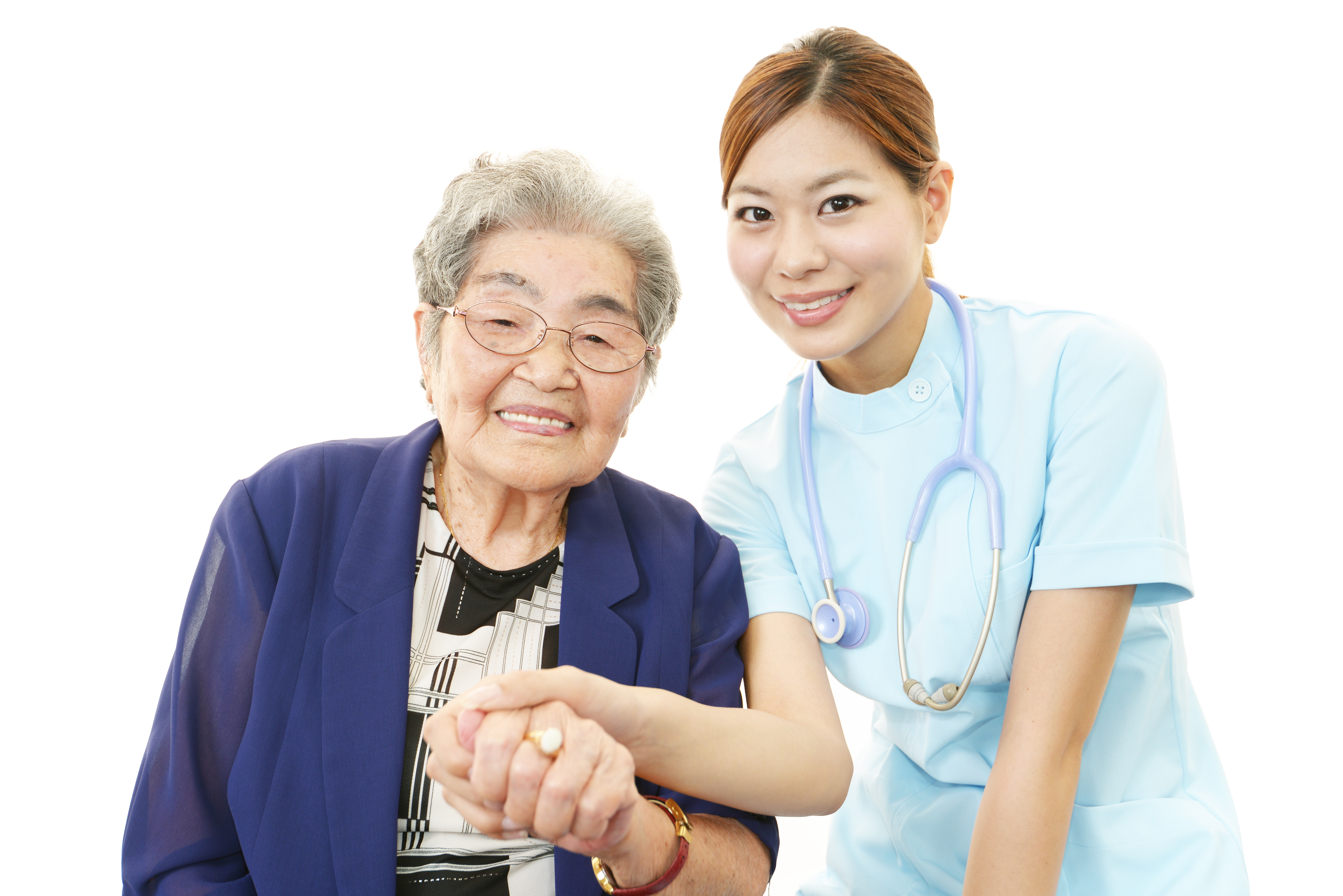 Assisted living has regular nursing care but not as intensive as that provided in a nursing facility.