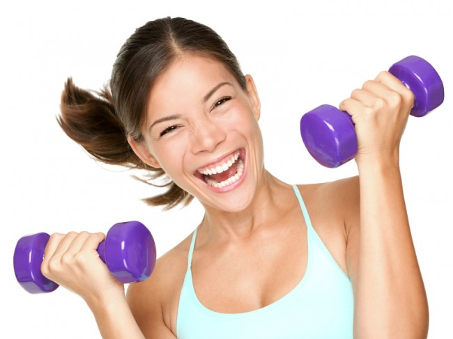 Strength training can help you look and feel younger!