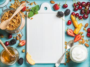 A healthy diet strengthens your immune system to hasten recovery after surgery.