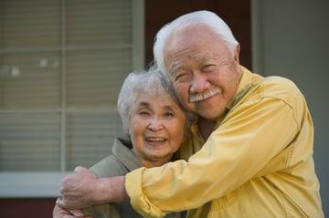 Elderly couple - 1
