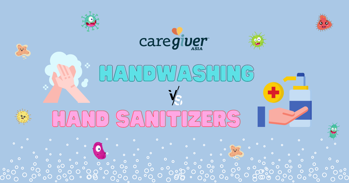 Handwashing VS Hand Sanitizers Preview-1