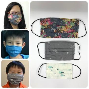 reusable mask bearynaise