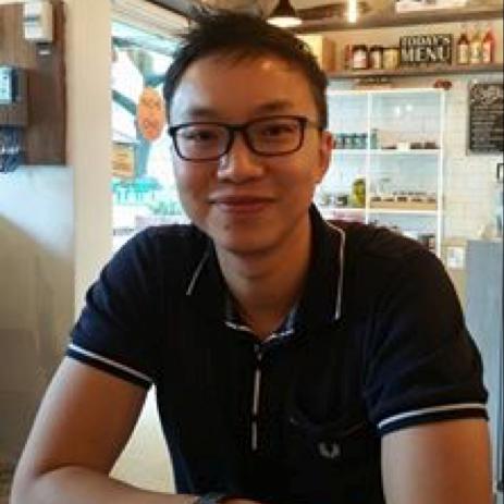 Image of Dr Lai, the healthcare futurist.