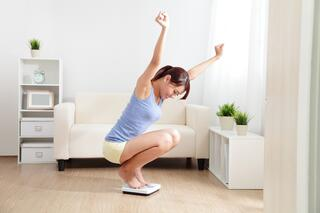 Weight loss after pregnancy hinges on healthy lifestyle choices.