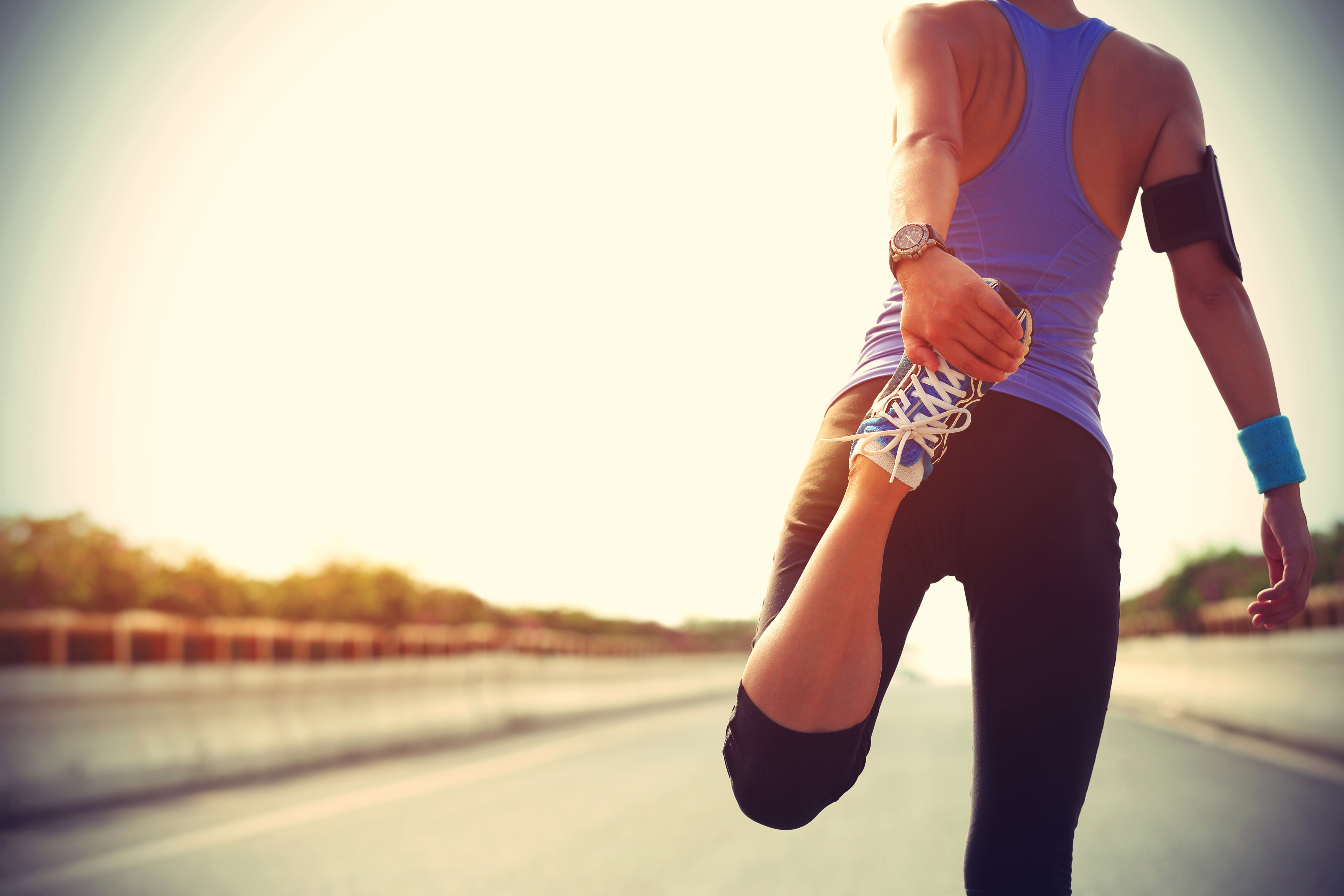 stretch exercises for post delivery weight loss