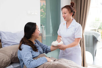 Nurses can perform a variety of nursing procedures, while Nurse Aides mainly assist in Activities of Daily Living.
