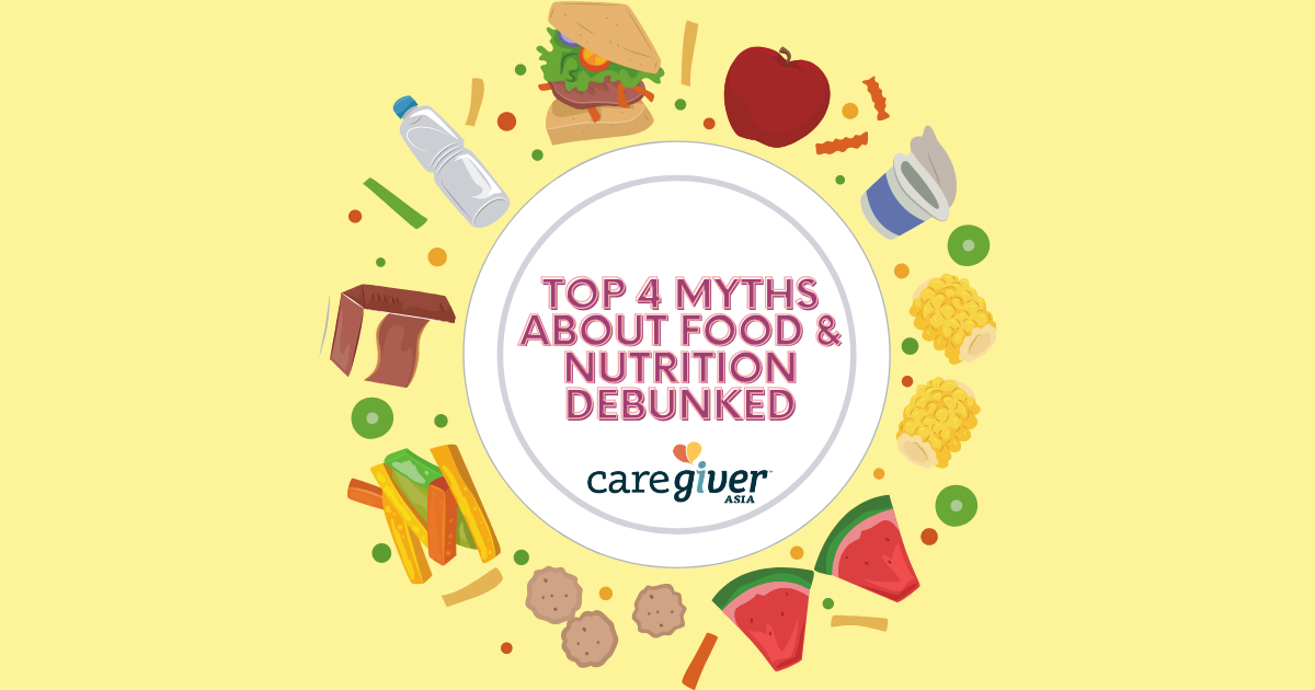 Top 4 Myths About Food & Nutrition Debunked - preview-1
