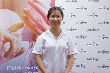 Finding a full-time nursing job can be much easier with online platforms such as CaregiverAsia.