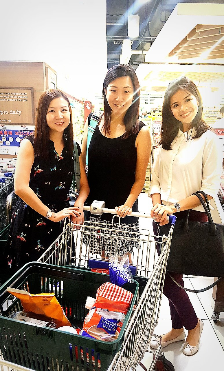 Supermarket Advice from Caregiver Asia's Favourite Nutritionist