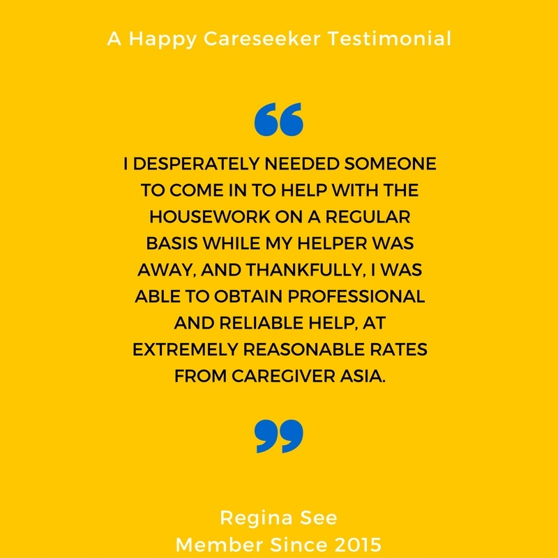 Careseeker Testimonial Affordable Home Cleaning Services