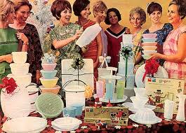 Tupperware Parties - the birth of MLM and word of mouth marketing