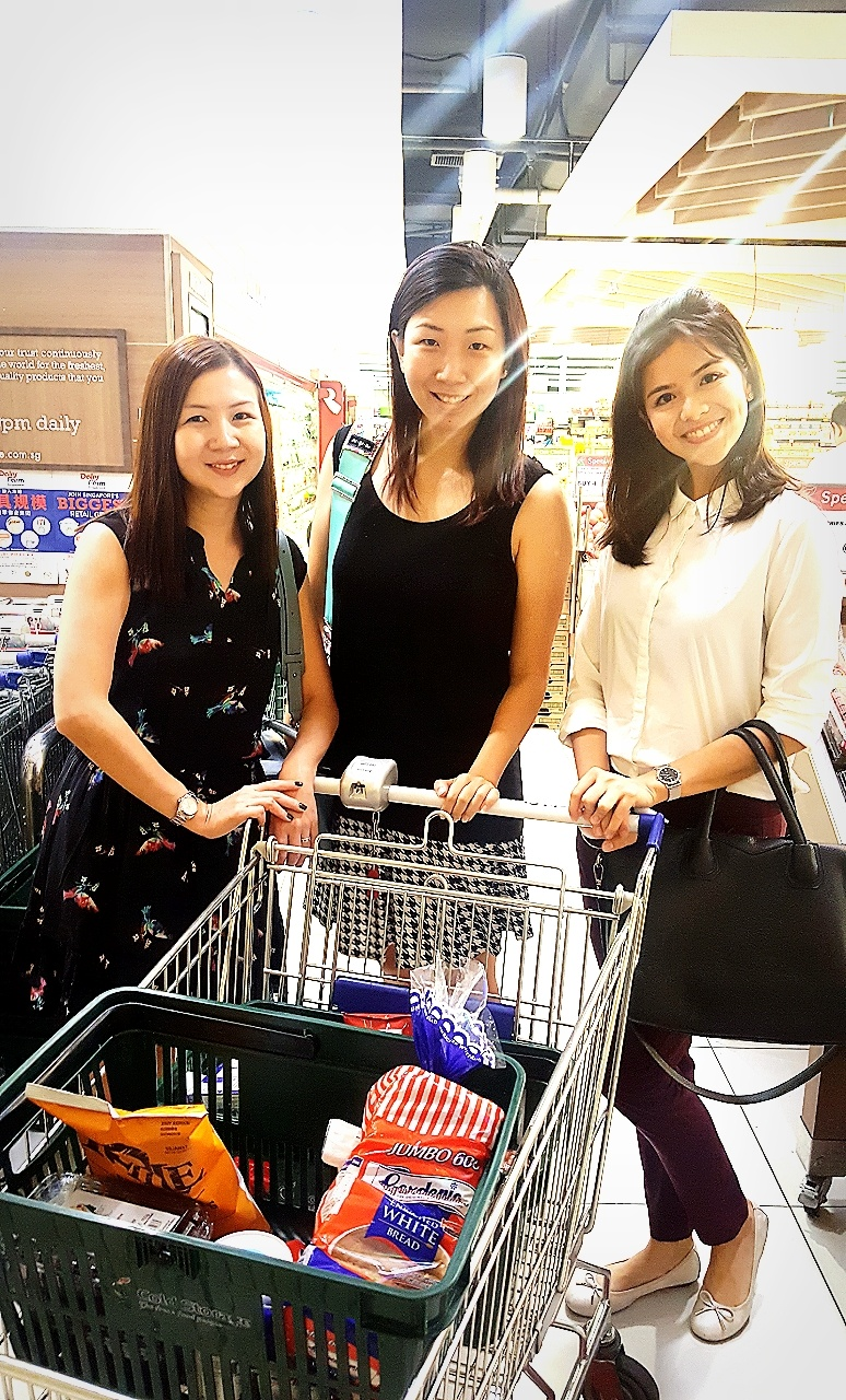 CaregiverAsia Supermarket Nutritionist Challenge