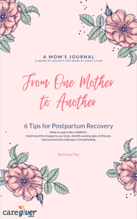 tips for postpartum recovery
