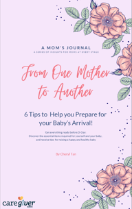 Journal Article- 6 Tips to Help you Prepare for your Baby's Arrival
