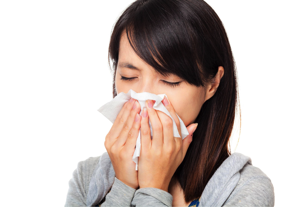 Look out for these flu symptoms.