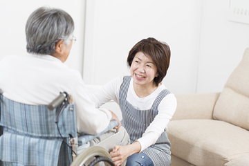 Elderly who are socially isolated are at risk for earlier death.