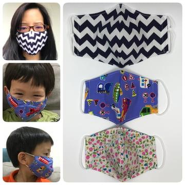 reusable mask caregiverasia