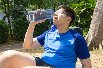 很多至关重要的身体机能依赖着体液来正常运作。
