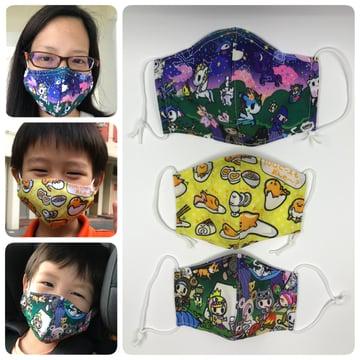 reusable mask stitch it