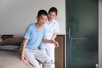 Many drastic incidents can be easily resolved when you have a caregiver insurance.