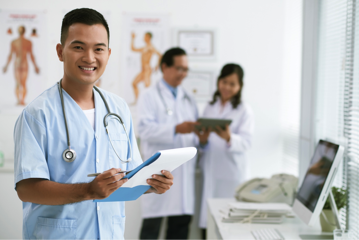 Here are the four career tracks for nurses to pursuit