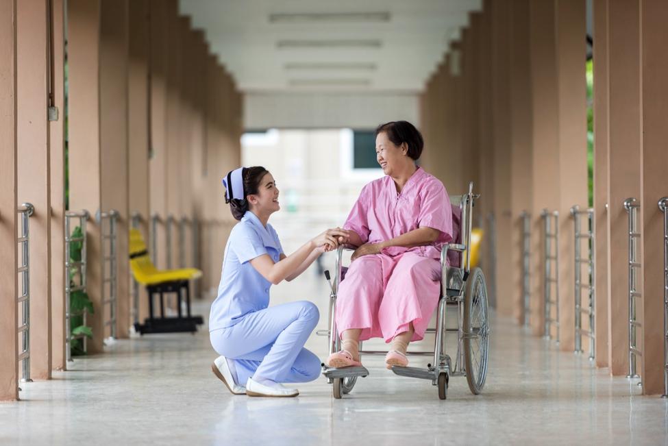 当您想到媒体所展示的护士,您或许设想的是一位临床护士。