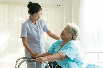 There are many myths of nursing homes that are often based on fear and bad experiences.