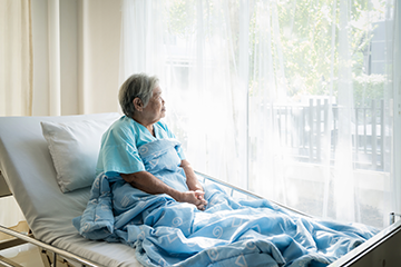 Guaranteed loneliness is one of the biggest myths of nursing homes.