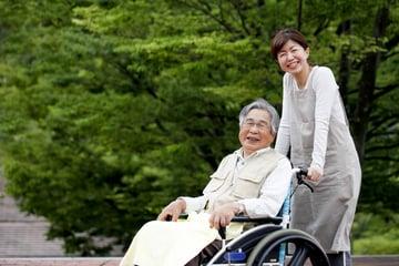 Freelance caregiver with CaregiverAsia