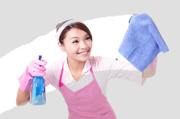 Book a home cleaning service with Helpling via CaregiverAsia and enjoy $20 off your first booking!